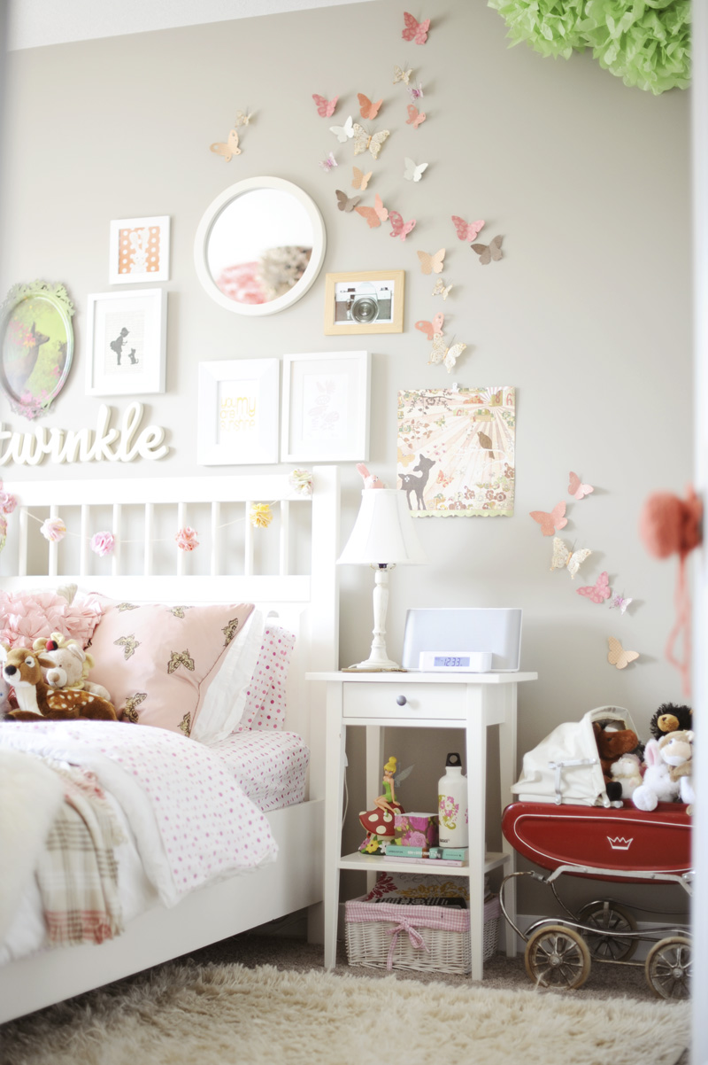 Big girl bedroom ideas for Girl bedroom ideas pictures