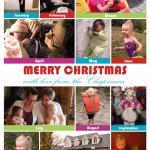 Our family Christmas card