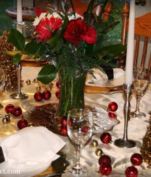 Christmas in our house