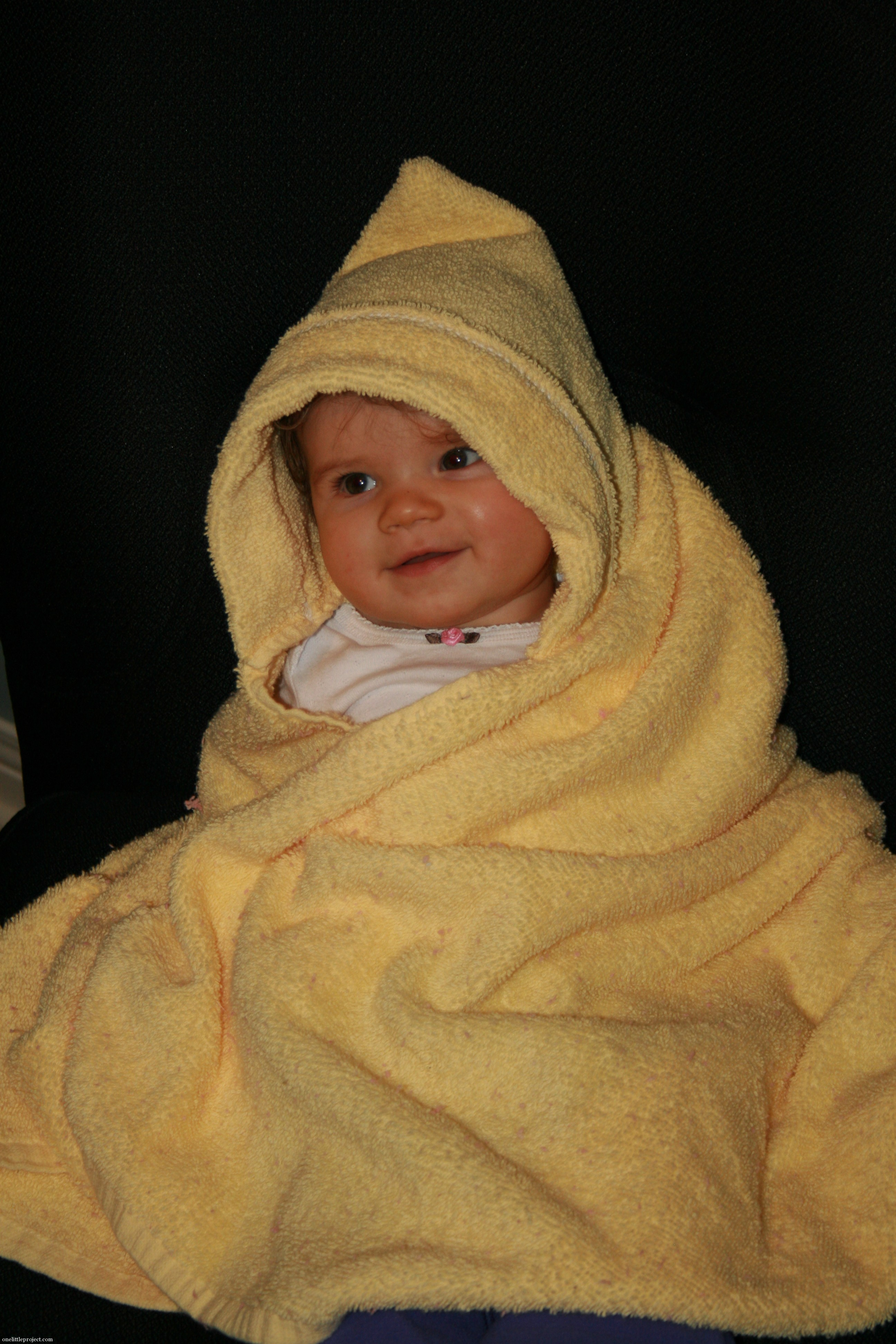 3 Ways To Make Your Own Hooded Towels Part 1