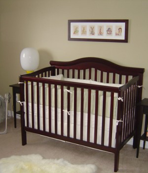What to do with a toddler's bedroom?