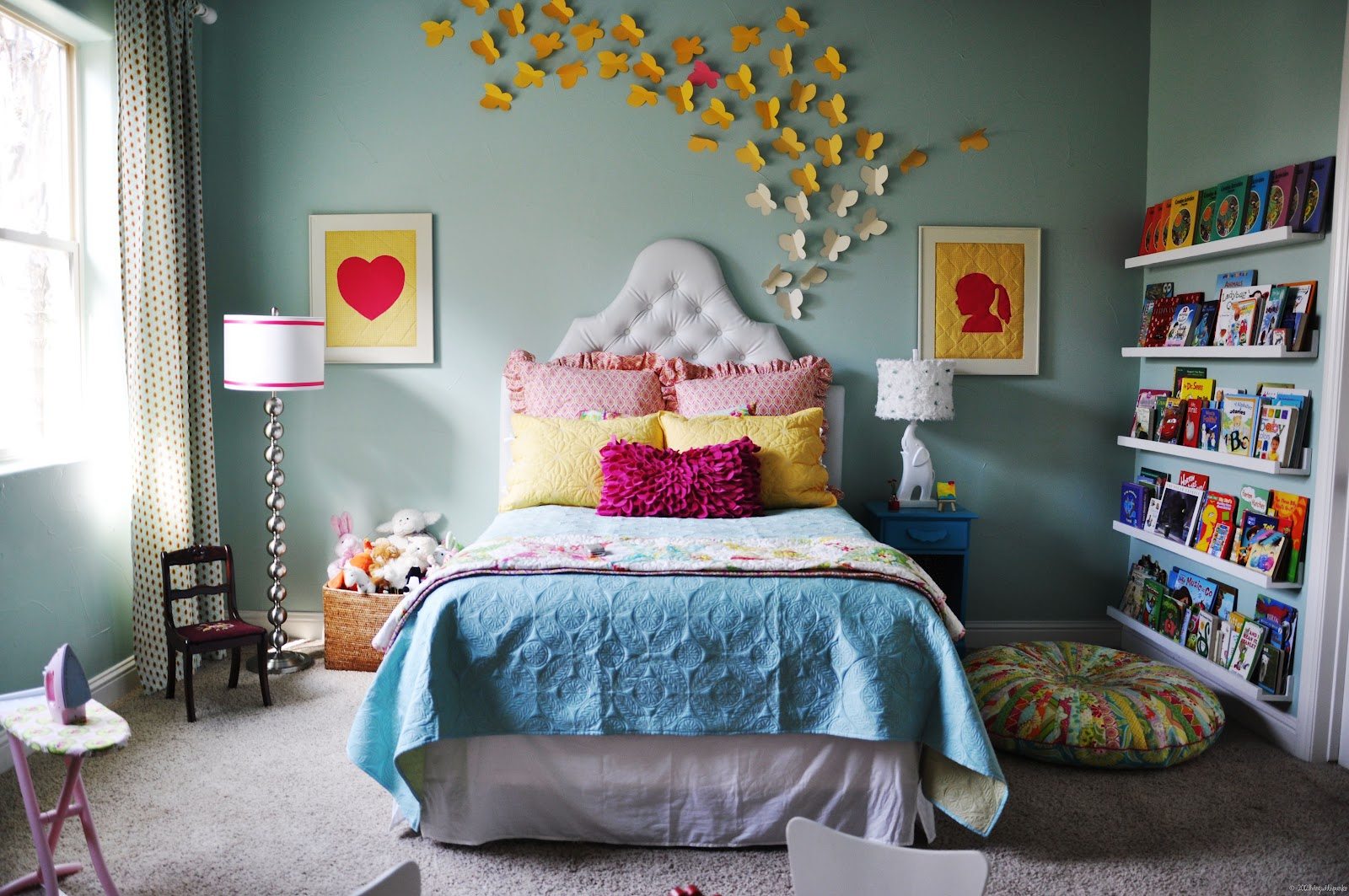Big girl bedroom ideas - Decorating little girls room ...