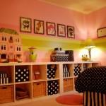 pink-green-black-girls-room2