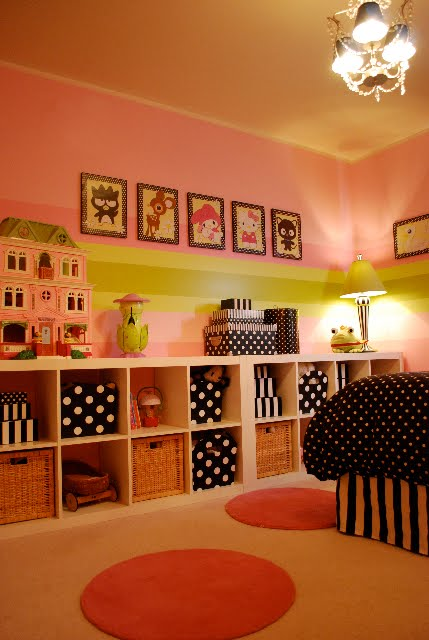 Modern World Furnishin Designer Blog: toddler girls bedroom ideas