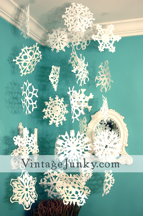 It is a photo of Luscious Printable Paper Snowflake Patterns