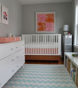 Light Gray Nursery Ideas