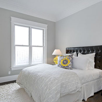 10 examples gray owl by benjamin moore Best gray paint for bedroom benjamin moore