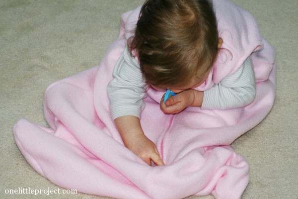 make your own sleep sack