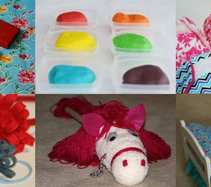 DIY 3rd birthday gift ideas for a girl