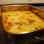 Easy lasagna recipe for a crowd