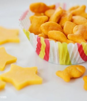 Four easy snack ideas for picky toddlers