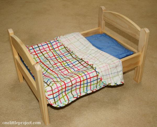 IKEA Duktig Doll's Bed