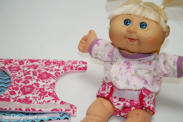 cloth diapers for baby cabbage patch kid doll