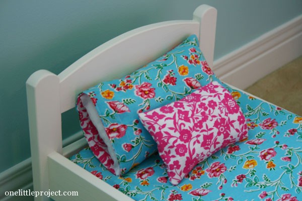 How to make a reversible pillowcase