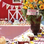1st birthday party ideas | onelittleproject.com