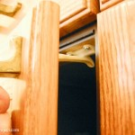 Babyproofing: How to install safety latches on cupboards