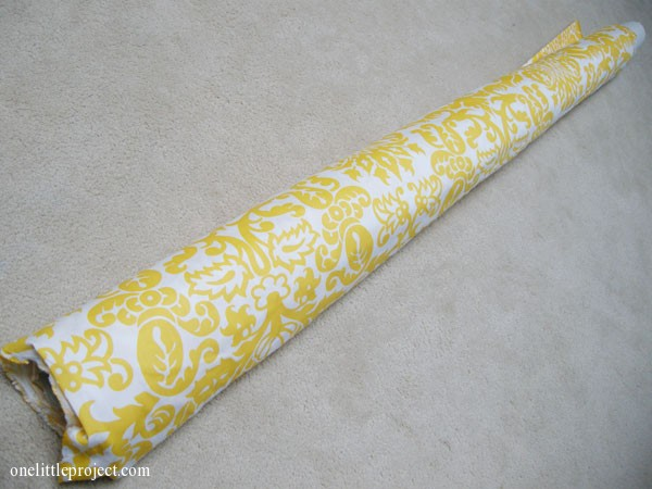 Roll of Premier Prints Amsterdam Corn Yellow Fabric