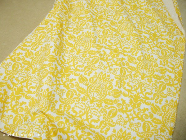 Premier Prints Amsterdam Corn Yellow