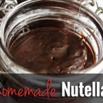 Homemade Nutella Recipe!