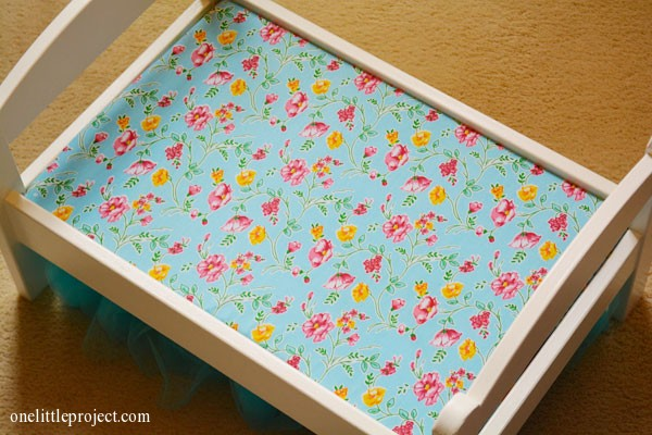 How To Make A Mattress For An Ikea Dolls Bed