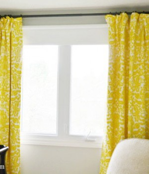 Premier Prints Amsterdam Blackout Curtains Reveal