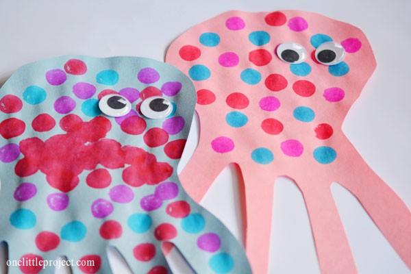 bingo dabber octopuses