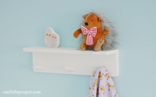 Review for Ikea Klade Knob rack with 3 knobs