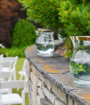 Summer wedding ideas for an outdoor ceremony