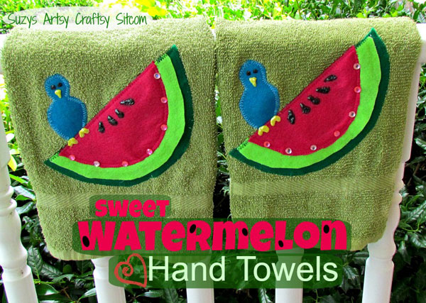 watermelon-hand-towels