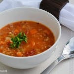 Best lentil soup recipe