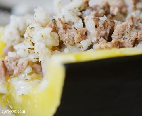 giant stuffed zucchini recipe