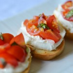 Whipped Feta Crostini Recipe – an amazing appetizer idea!