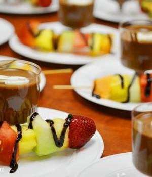 Feeding a Crowd: Gourmet Lunch for Twenty