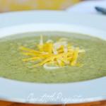 Cream of Broccoli Soup – A delicious and healthy recipe