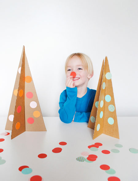 3 Easy Christmas Tree Ideas - Preschool Christmas Crafts