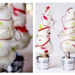 3 Easy Christmas Tree Ideas – Preschool Christmas Crafts