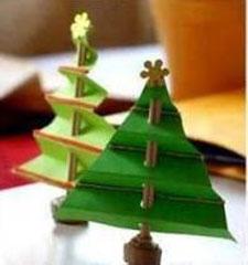 3 easy christmas tree ideas preschool christmas crafts - Christmas Tree Crafts For Preschoolers