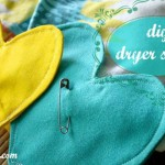 DIY Dryer sheets replacements