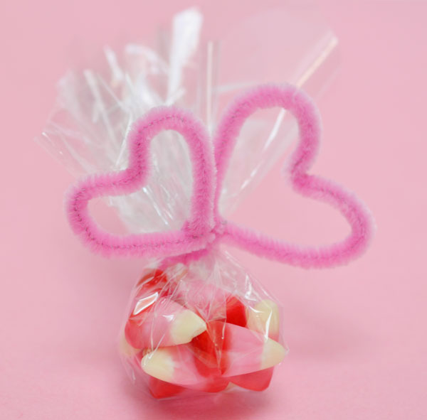 4 Easy Valentine's Day Candy Wrapping Ideas