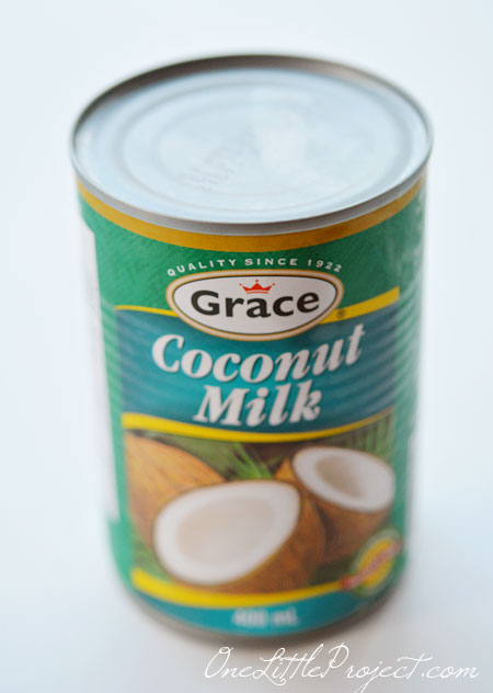 Coconut Whipped Cream - There aren't many substitutes that have a similar taste and texture to the real thing, but this one is delicious!