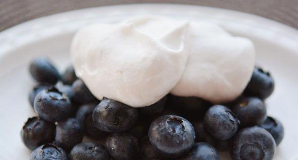 Coconut Milk Whipped Cream
