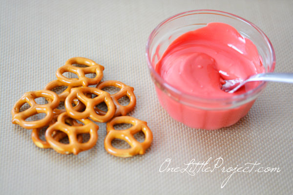 Chocolate Covered Pretzels For Valentine S Day