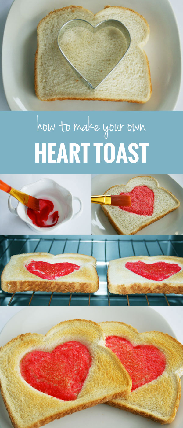 How-to-make-your-own-heart-toast