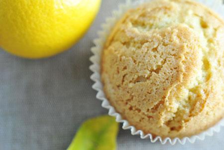 Gluten-Free-Lemon-Muffins
