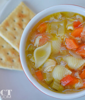 Swiss Chalet Soup Recipe