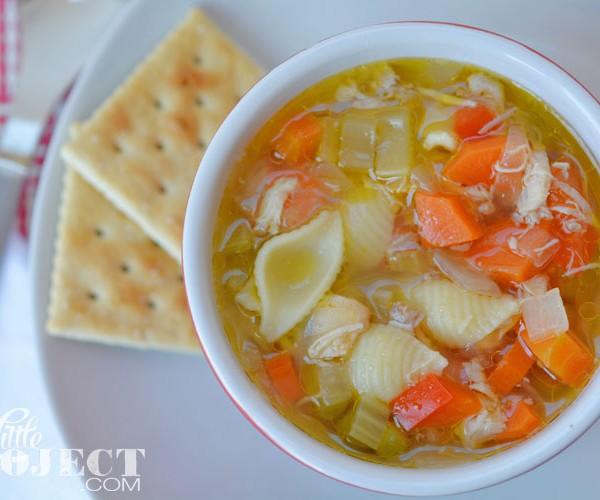 Swiss Chalet Soup Recipe