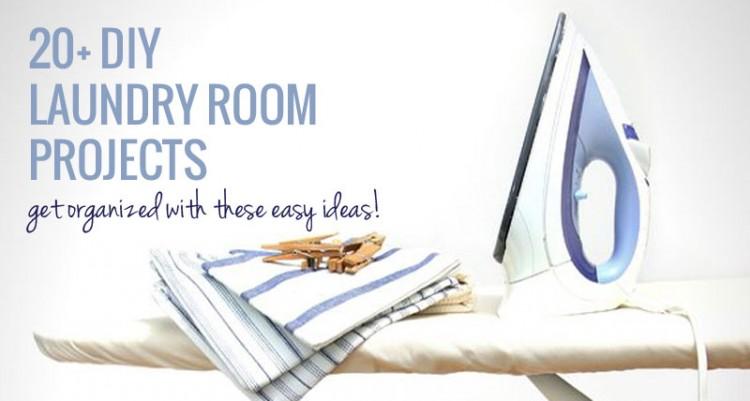 20 diy laundry room projects laundry room organization for Chapman laundry