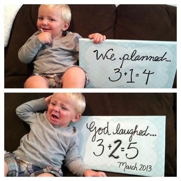 30 Fun Photo Ideas To Announce A Pregnancy