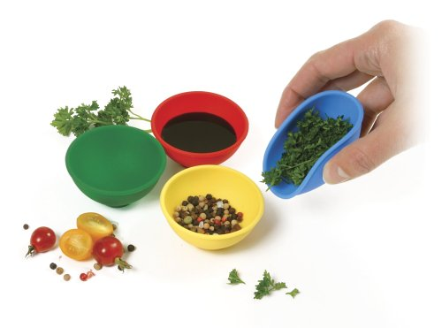 Small Silicone Pinch Bowls