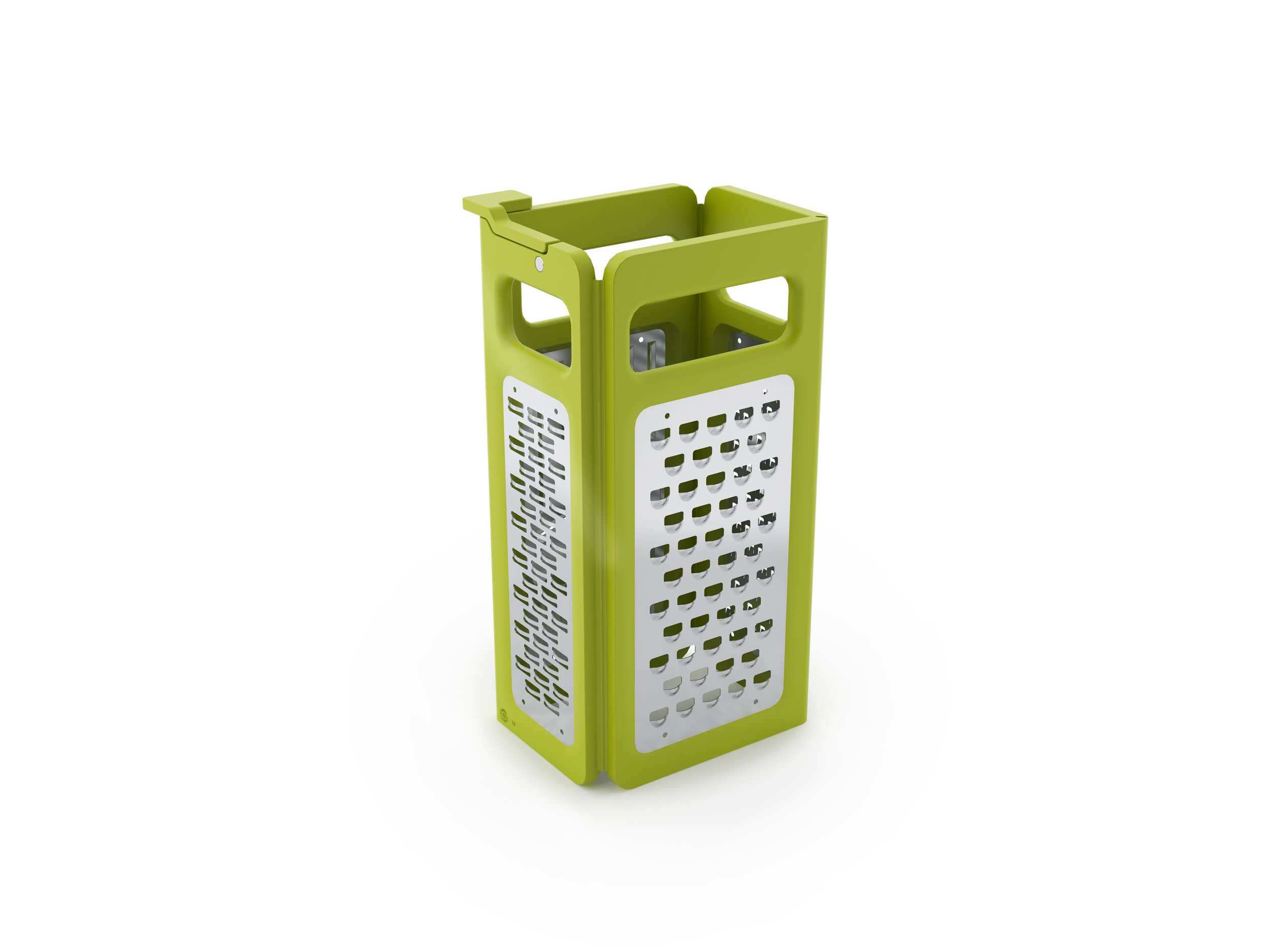 Collapsable Space Saving Grater